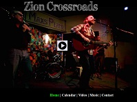 Web Development Portfolio - Zion Crossroads